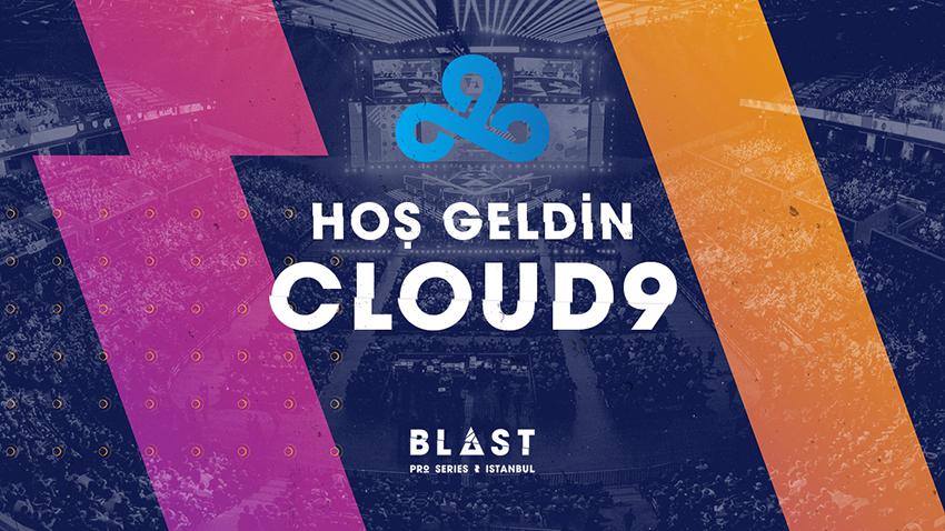 Major Şampiyonu Cloud9 İstanbul'a Geliyor!