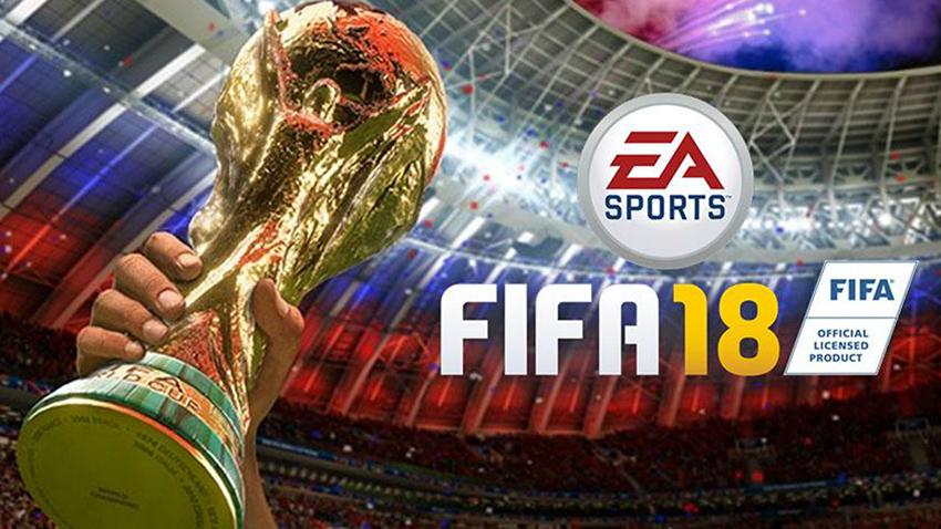 FIFA 18'in Dünya Kupası Güncellemesi Yayınlandı