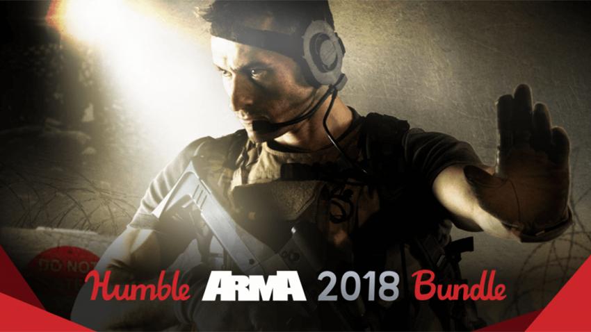 Humble Bundle'da Arma Oyunları Kampanyası Başladı!