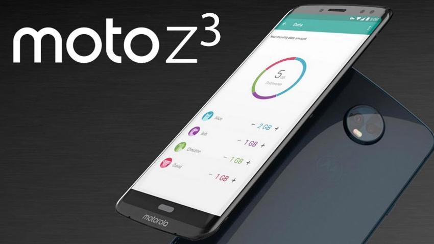 Motorola'nın Yeni Telefonu Moto Z3 Play Moto Mod'larla Geliyor