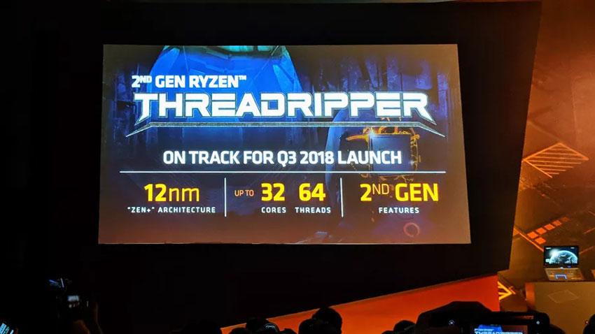 AMD 32 Çekirdekli İşlemci 1