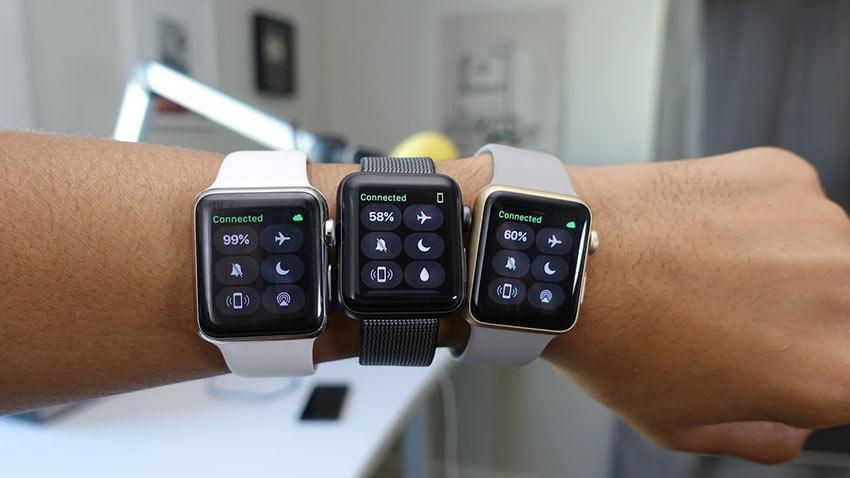 Apple Watch Kusurlu Ekran 1