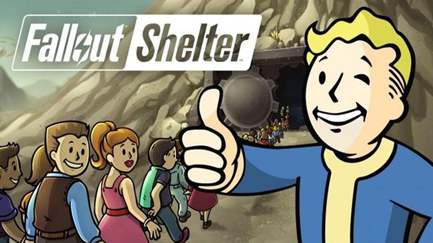 Fallout Shelter Westworld Benzerliği