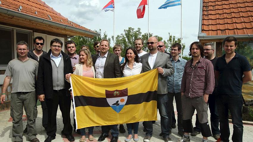 Kripto Para Merkezli Devlet Liberland