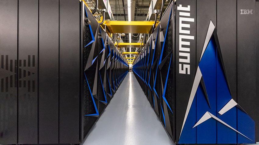 Summit Süper Bilgisayar 1