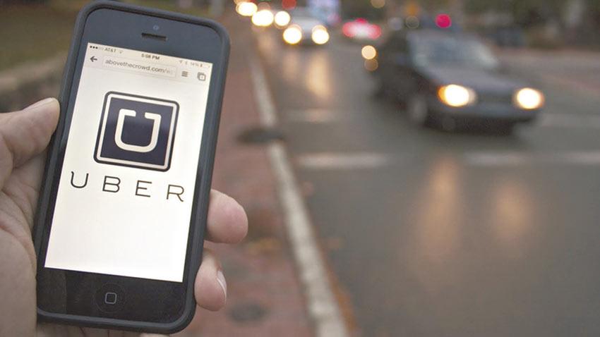 Uber Sürücüleri Bahşiş 1