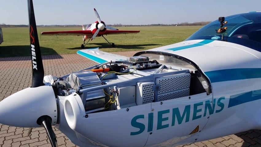 Elektrikli Uçak Magnus eFusion