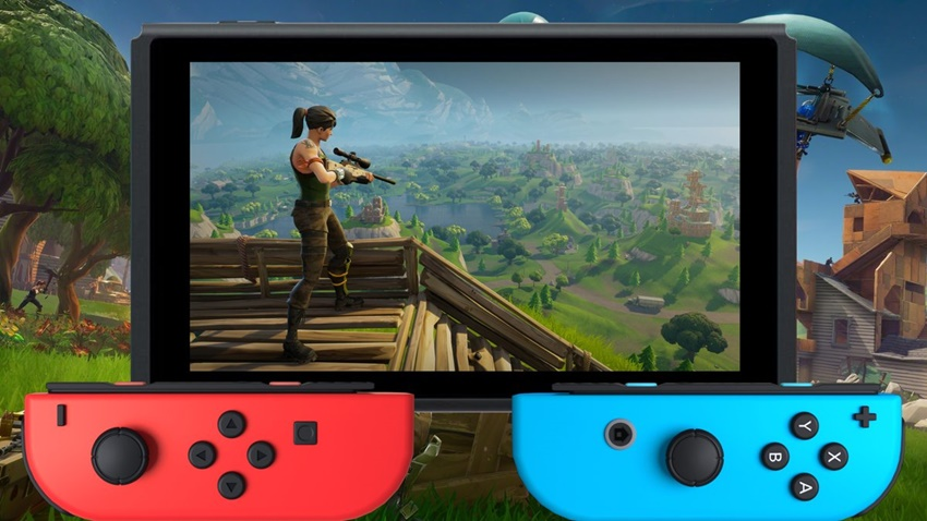 Fortnite Switch
