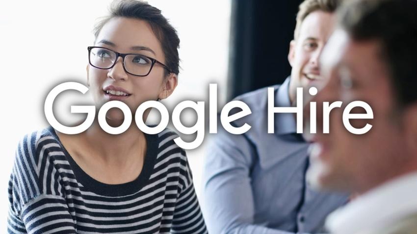 Google Hire yapay Zeka
