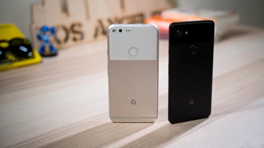 Google Pixel 3 XL çentik