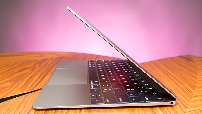 MacBook Pro işlemci