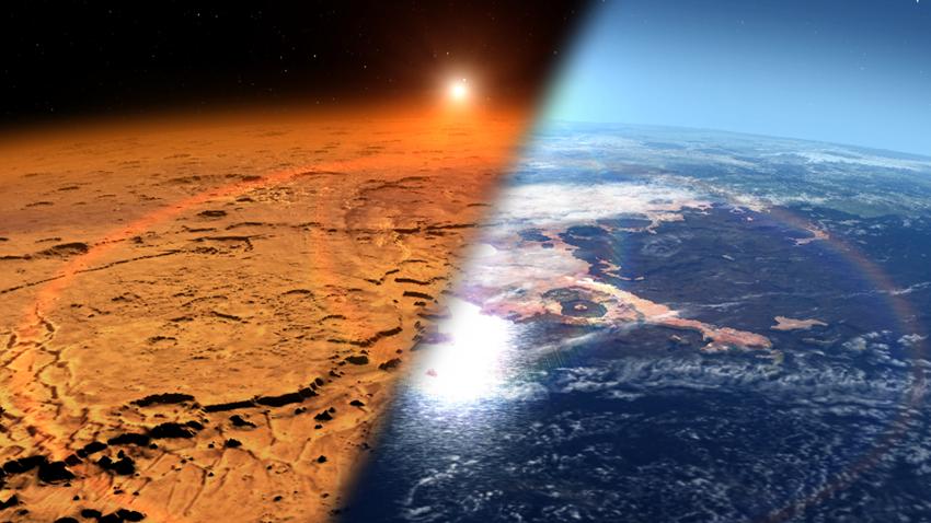 Mars hayat