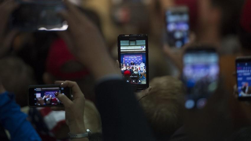 sosyal medya canlı
