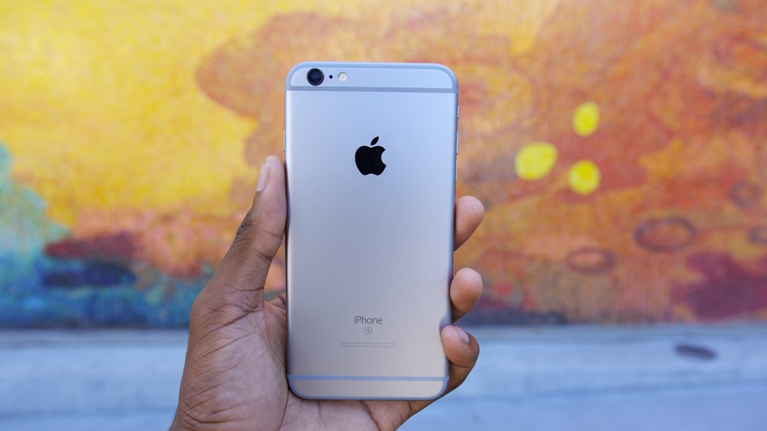 Apple, Hindistan'da iPhone 6s Üretimine Başlıyor