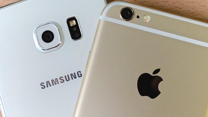 Apple ve Samsung Arasındaki 7 Yıllık Patent Savaşı Sona Erdi