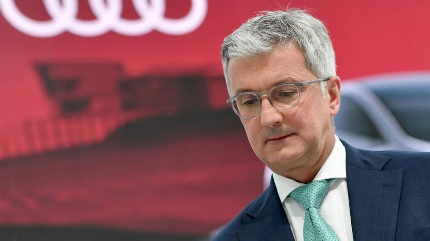 Audi CEO'su Rupert Stadler, Emisyon Skandalı Sebebiyle Tutuklandı