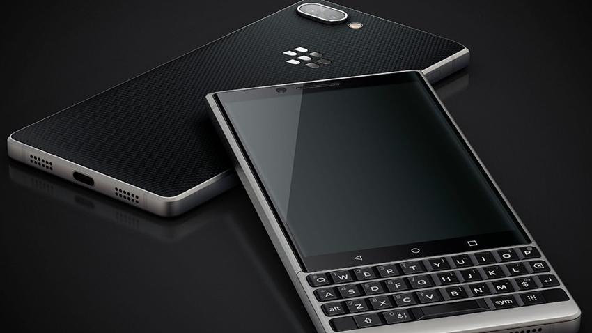 BlackBerry Key2'nin Tasarımı Sızdırıldı