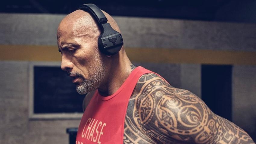Dwayne Johnson'ın İmzasını Taşıyan Kablosuz Kulaklar Satışa Çıktı
