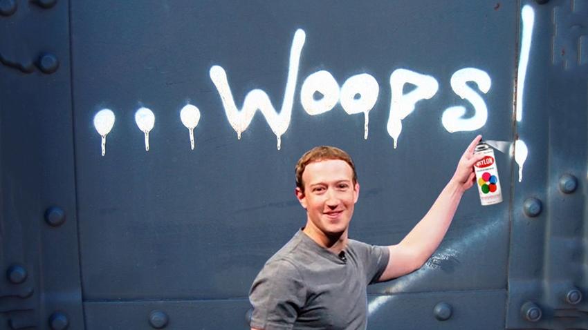 Facebook, 14 Milyon Kullanıcının Verilerini Herkese Açık Yaptı!