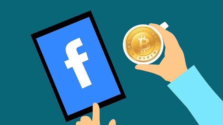 Facebook kripto para birimi reklamları