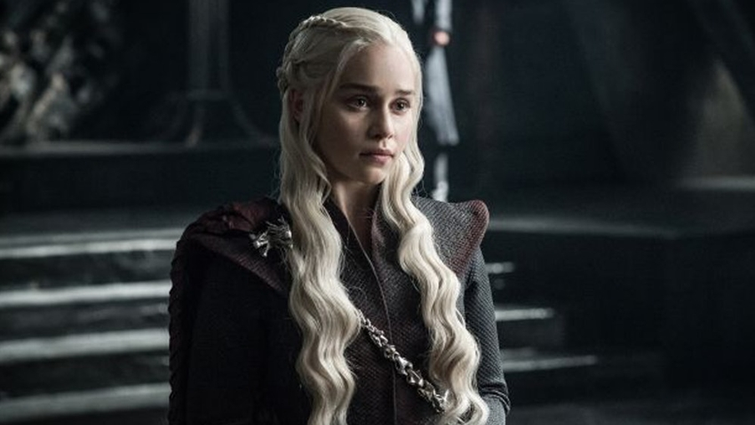 Game of Thrones'un Khaleesi'sinden Duygusal Veda