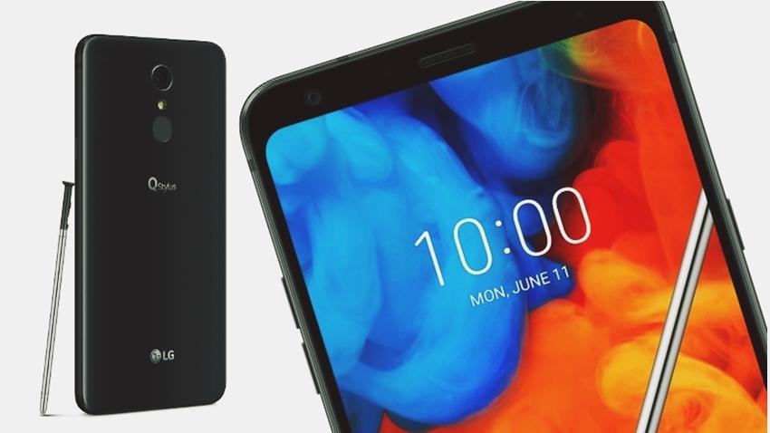 LG Q Stylus, Üç Farklı Modeli ile Tanıtıldı
