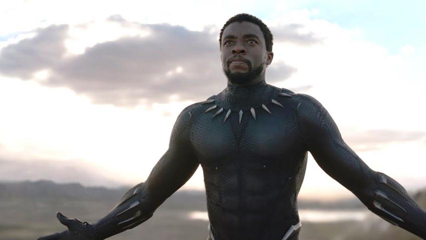 Marvel'ın Rekortmen Filmi Black Panther'a Beş Ödül Birden