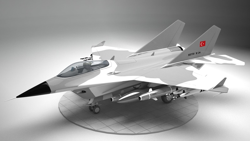 Milli Savaş Uçağındaki Teknolojileri Üniversiteler Geliştirecek