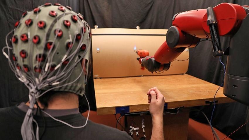 MIT, Robotları Sezgisel Olarak Kontrol Etmenin Yolunu Buldu