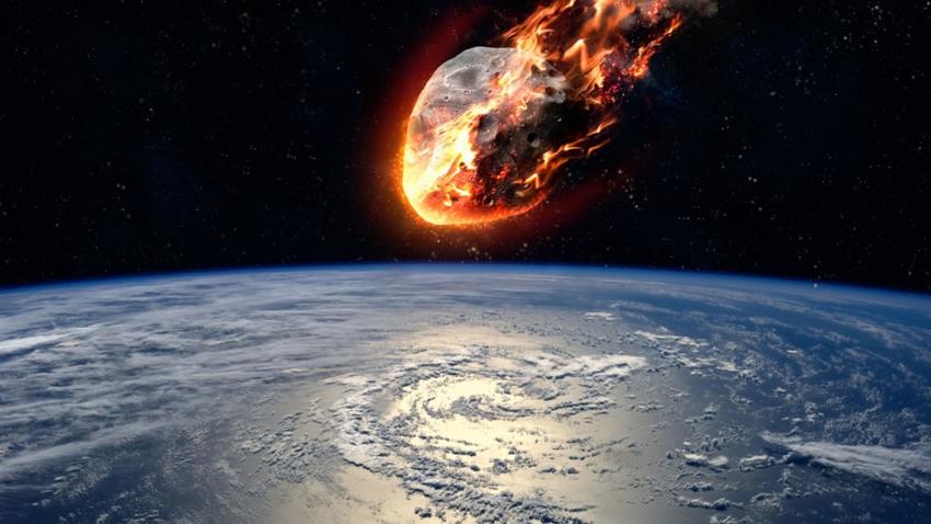 NASA'nın Saatler Önce Keşfettiği Asteroit Afrika Kıtasına Düştü
