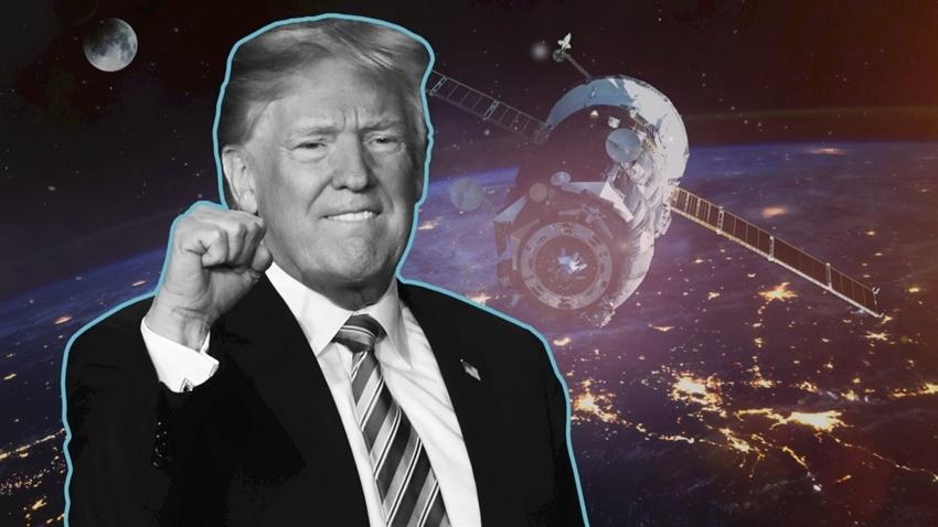 NASA Yöneticisinden, Trump'ın 'Uzay Gücü' Önerisine Destek