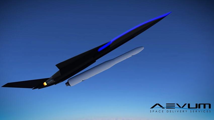 Ravn Adındaki İnsansız Uçak Her 3 Saatte Bir Uzaya Kargo Taşıyacak