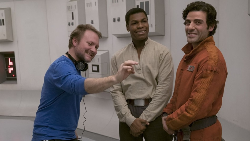 Rian Johnson'dan 'Remake The Last Jedi' Kampanyasına Destek