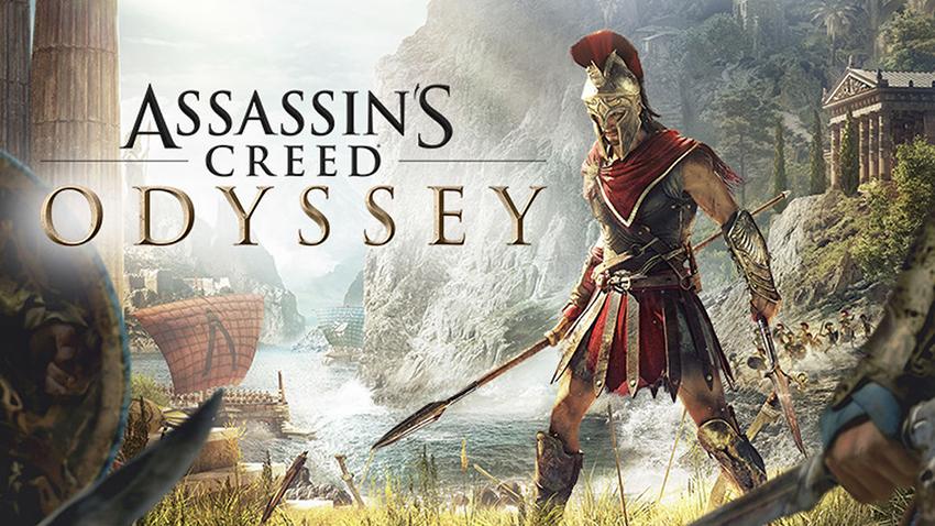 Assassin's Creed Odyssey'te Antik Yunanistan'a Gidiyoruz