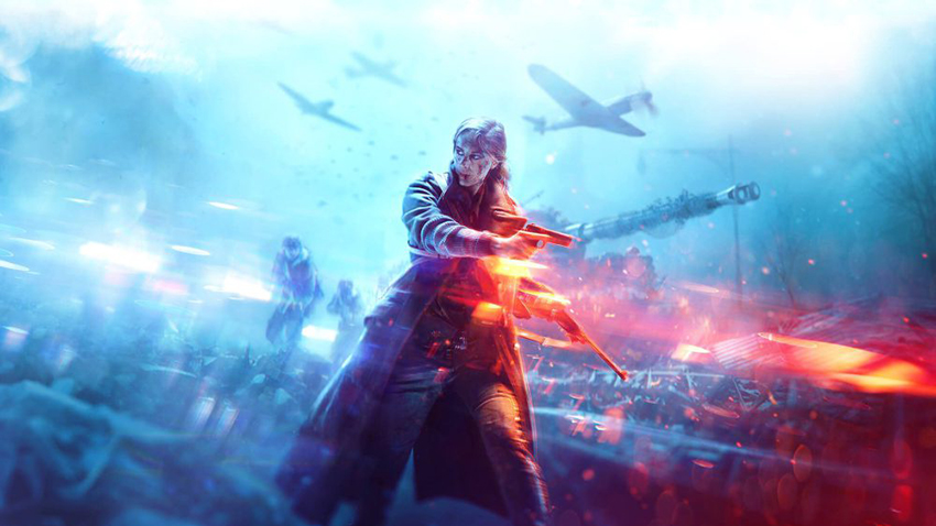 Battlefield V'in E3 2018 Videosu Yayınlandı