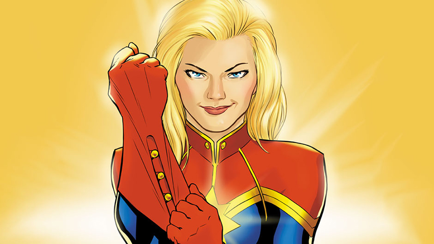 Captain Marvel Filminden Görseller Sızdı