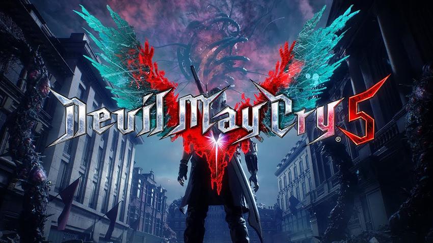Devil May Cry 5 Duyuruldu, Nero ve Dante Geri Dönüyor!