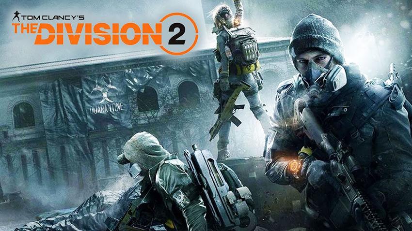 The Division 2'nin E3 2018 Sinematik Videosu Yayınlandı