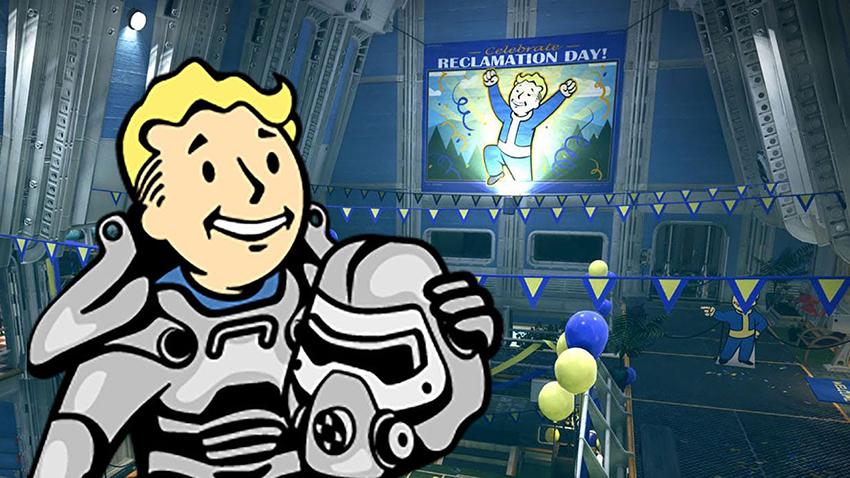 Fallout 76, Fallout 4'den Kat Kat Büyük Olacak!