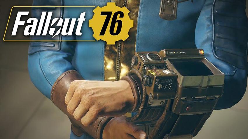 Fallout 76'nın Multiplayer Videosu Yayınlandı