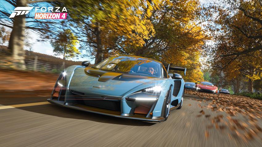Mükemmel Grafiklere Sahip Forza Horizon 4 Duyuruldu!