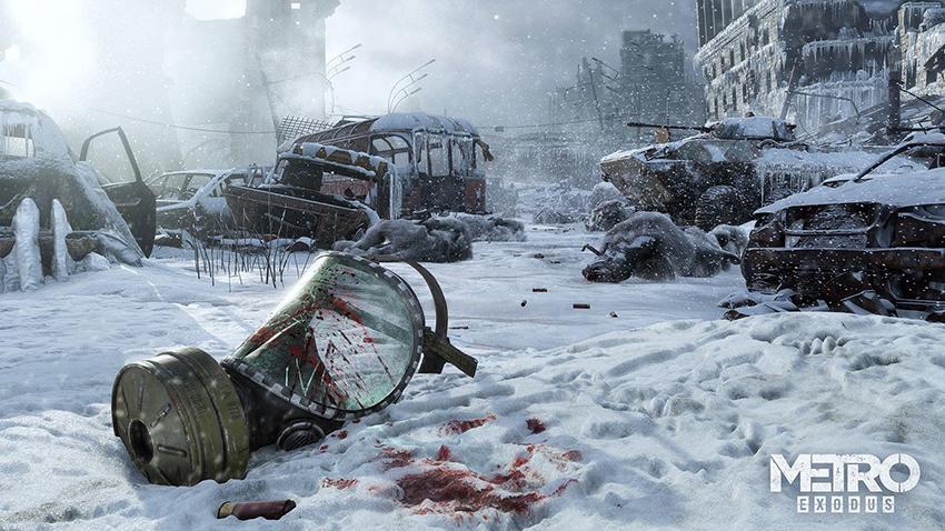 Metro: Exodus İnanılmaz Gözüküyor!