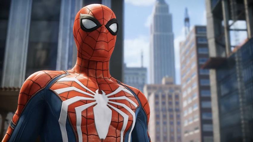 Spider-Man İçin Bol Aksiyonlu Oynanış Videosu Yayınlandı
