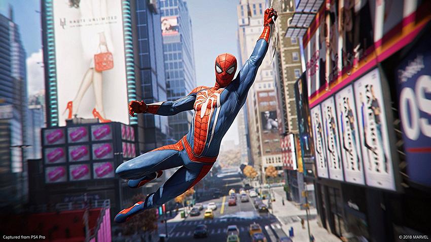 Spider-Man Oyununun Gizemli Kötüsü Sızdırıldı