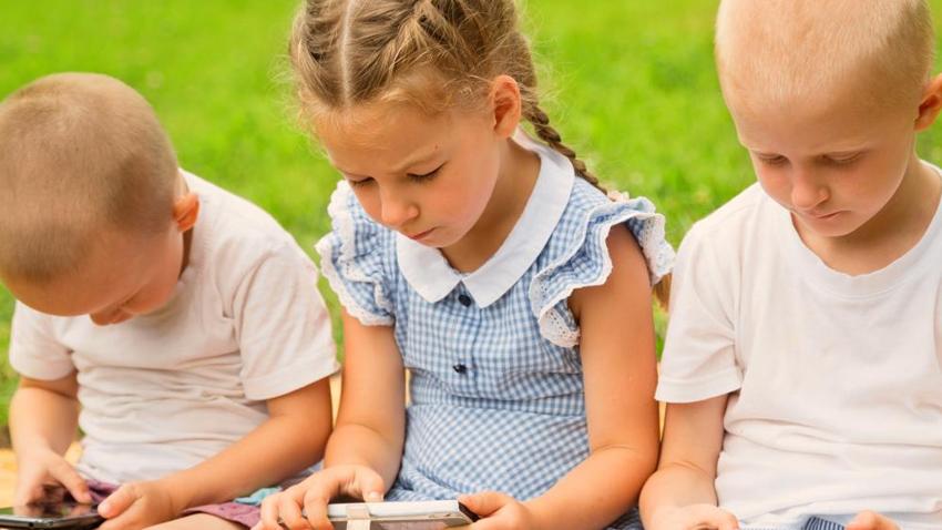 internet çocuk