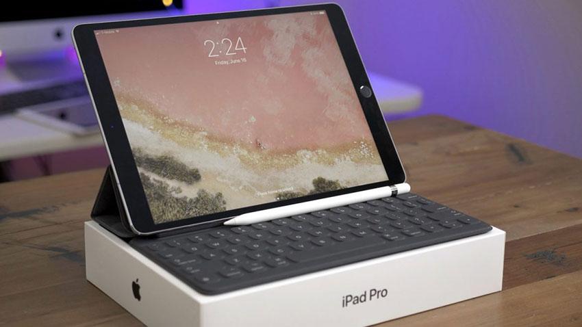 2018 iPad Pro Yeni Detaylar