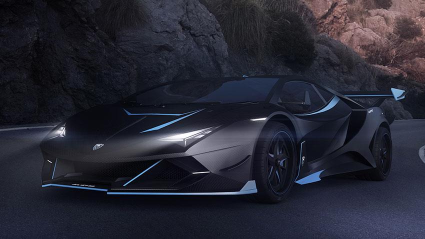 Alieno Arcanum Hiper Otomobil 1