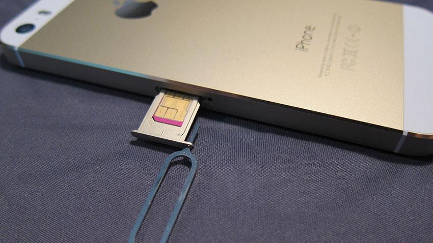 Apple SIM Kart 1