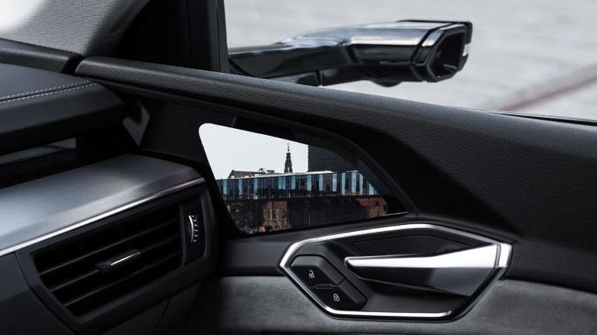 Audi Elektrikli SUV E Tron