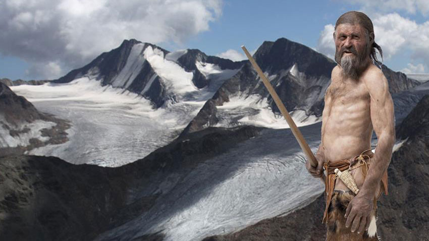 Buz Adam Ötzinin Midesi İncelendi 1